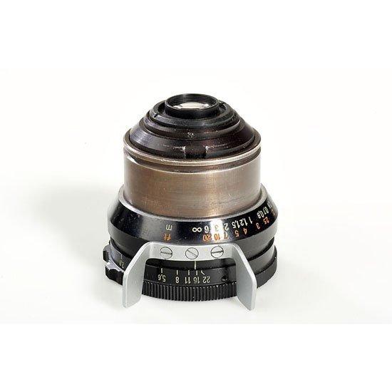 786: Carl Zeiss Jena  Flektogon 2.8/24mm - 4