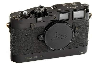 Leica MP black paint no.2 *