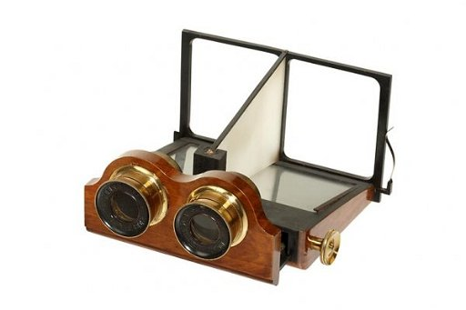 720: Smith, Beck and Beck Mirror Stereoscope