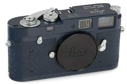 Leica M2 grey paint Betriebskamera *