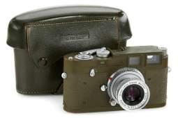 Leica M1 olive 'Bundeseigentum' *