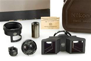 Stereo-Nikkor 3.5/3.5cm outfit