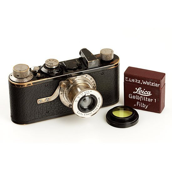 3: Leica: I  Mod.A  Elmar  'Close Focus'