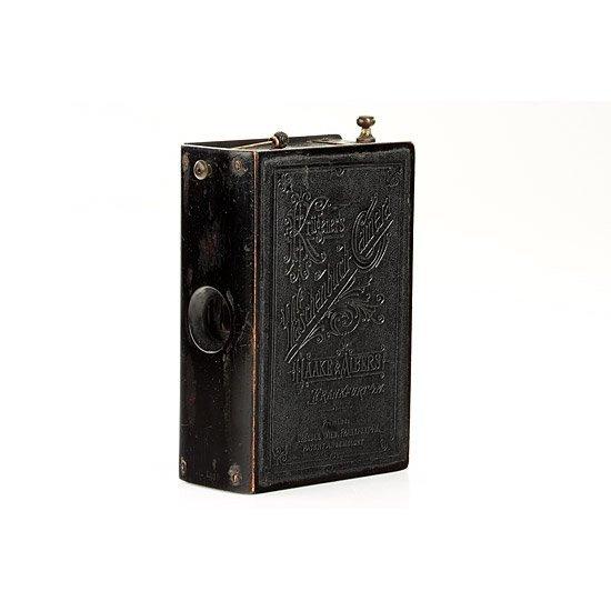822: Haake & Albers  Krügener's Taschenbuch-Camera