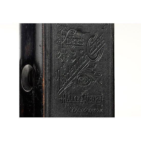 822: Haake & Albers  Krügener's Taschenbuch-Camera - 2