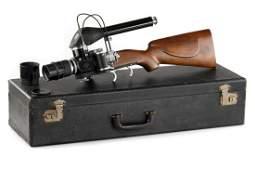E. Leitz New York Leica Gun RIFLE *