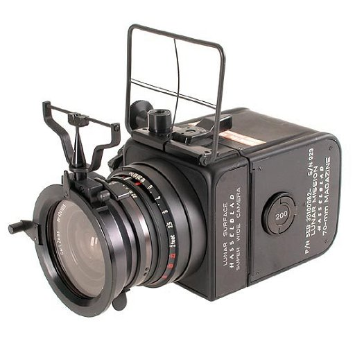 384: HASSELBLAD: Hasselblad Lunar Surface SWC