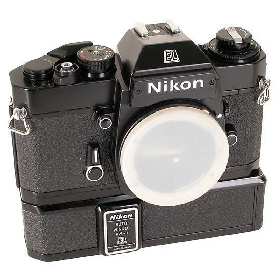 481: NIKON SLR Cameras: Nikon  EL2 black