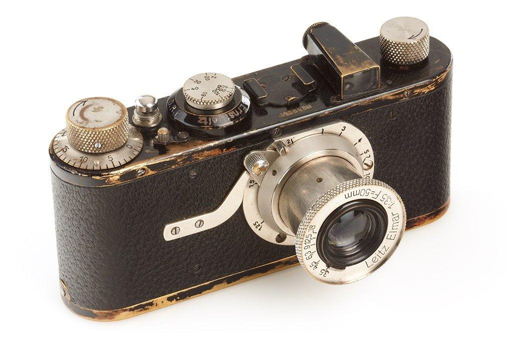 7: I Mod.A Elmar 'Leih-Kamera'