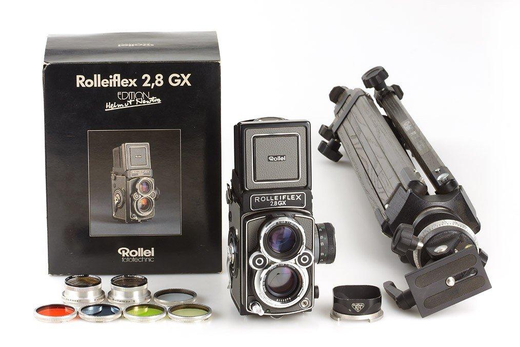 371  rolleiflex 2 8 gx edition helmut newton