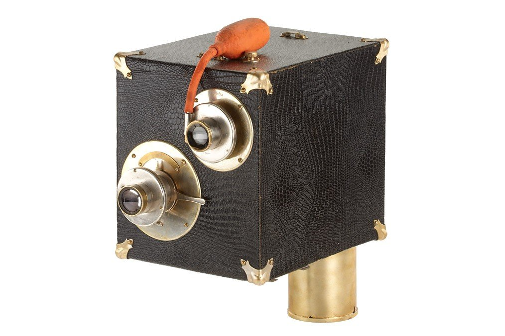 492: FASA Tintype Camera