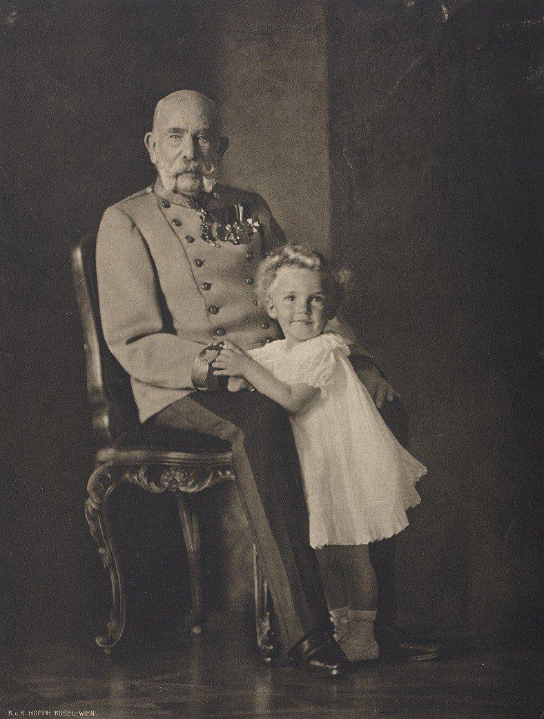 1015: Hermann Clemens Kosel, Kaiser Franz Joseph