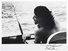 1129: Alberto Korda, ›Ernest Hemingway Fishing Contest‹