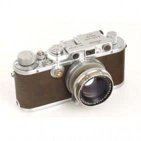 III Mod. F Chrome, SN: 119187, 1933