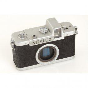 VITALUX 'Half Frame Prototype', C.1953