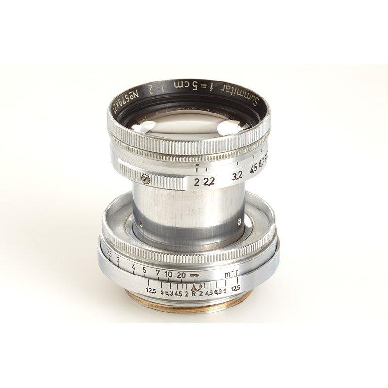 81: Summitar 2/5cm, SN: 579827, 1941