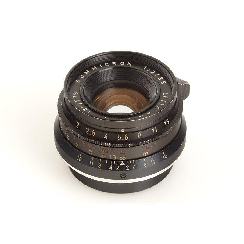 88: Summicron 2/35mm Black, SN: 1852779, 1961