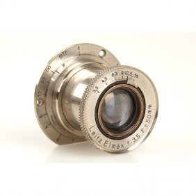 Elmax 3.5/50mm, 1925