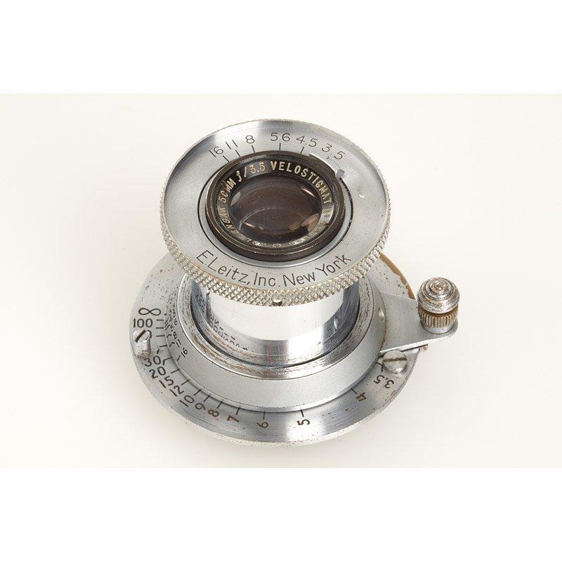 90: Wollensak  Velostigmat 3.5/50mm, SN: 453890, c.1949