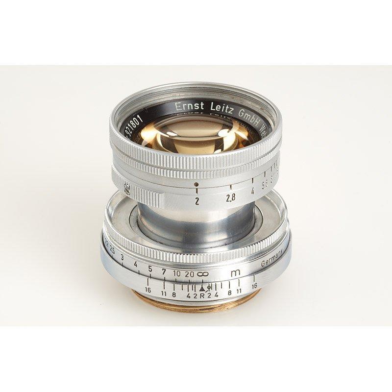 91: Summicron 2/5cm, SN: 921801, c.1951