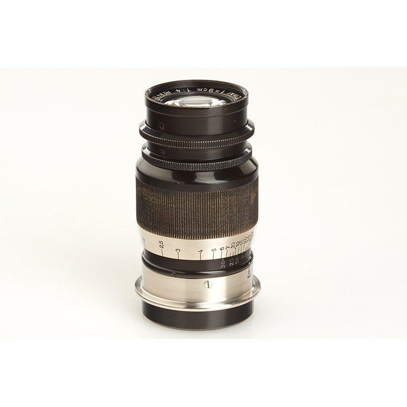 96: Elmar 4/9cm Black/Nickel, SN: 94181, 1932