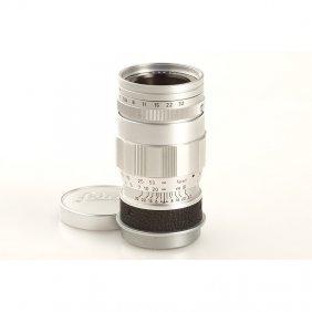 Elmar 4/90mm, SN: 1936188, 1962