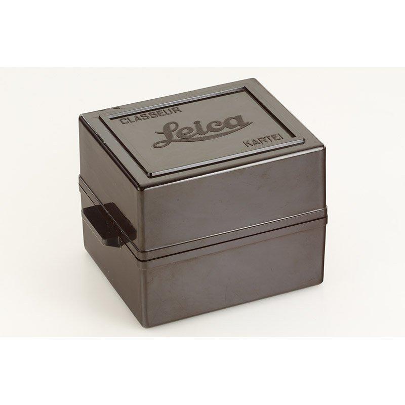 236: Leitz Bakelite Negative Archive Box, c.1935 - 2