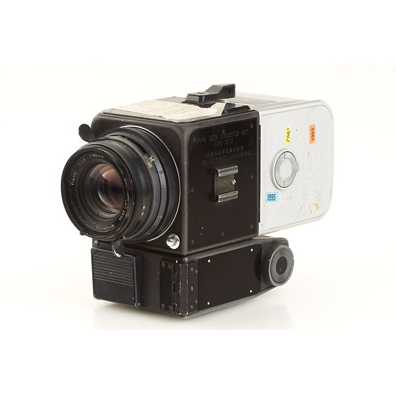 292: Hasselblad Electric Camera (HEC), SN: TRE11595, 19