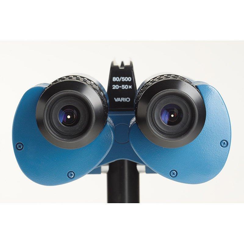 469: Carl Zeiss Jena Aspectem 80/500 Binocular, SN: 416 - 5