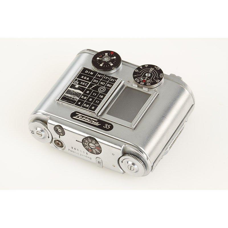 480: Concava Tessina 35 STASI Spy Camera, SN: 266563, c - 5