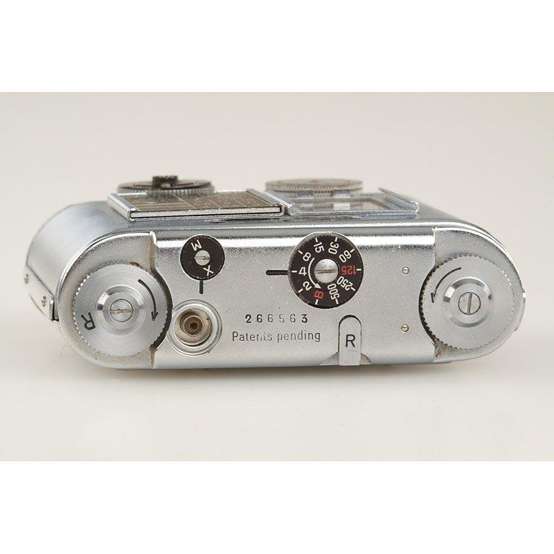 480: Concava Tessina 35 STASI Spy Camera, SN: 266563, c - 6