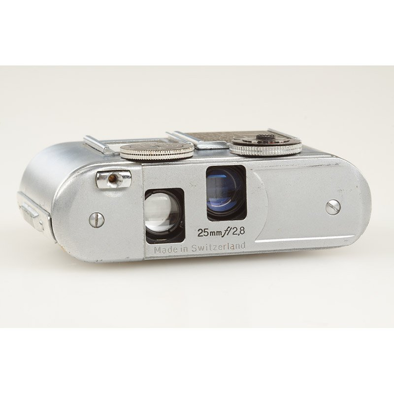 480: Concava Tessina 35 STASI Spy Camera, SN: 266563, c - 7
