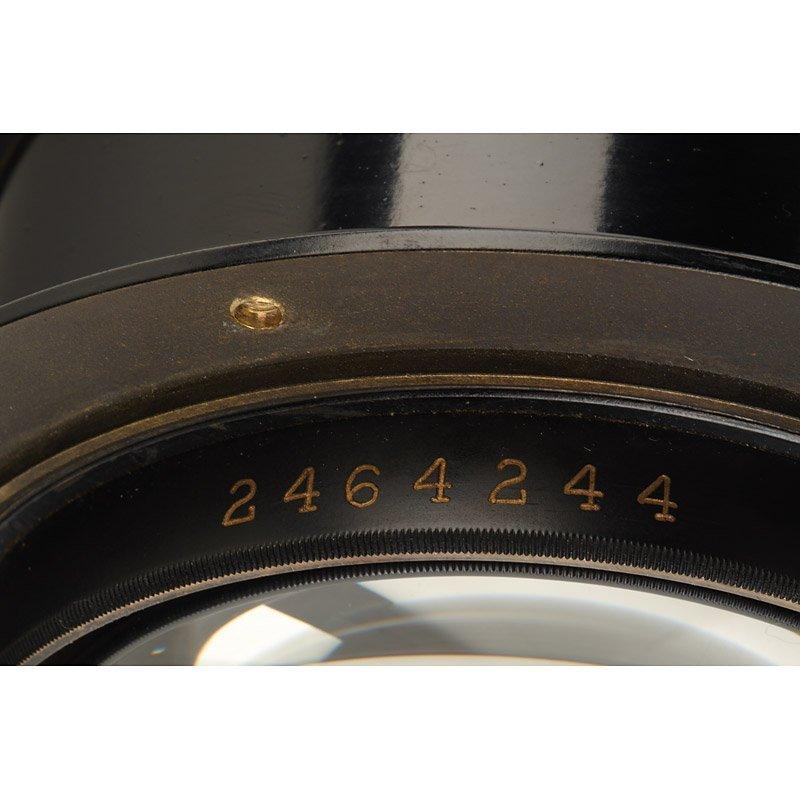 597: Voigtländer Universal-Heliar 4,5/36cm, SN: 2464244 - 5
