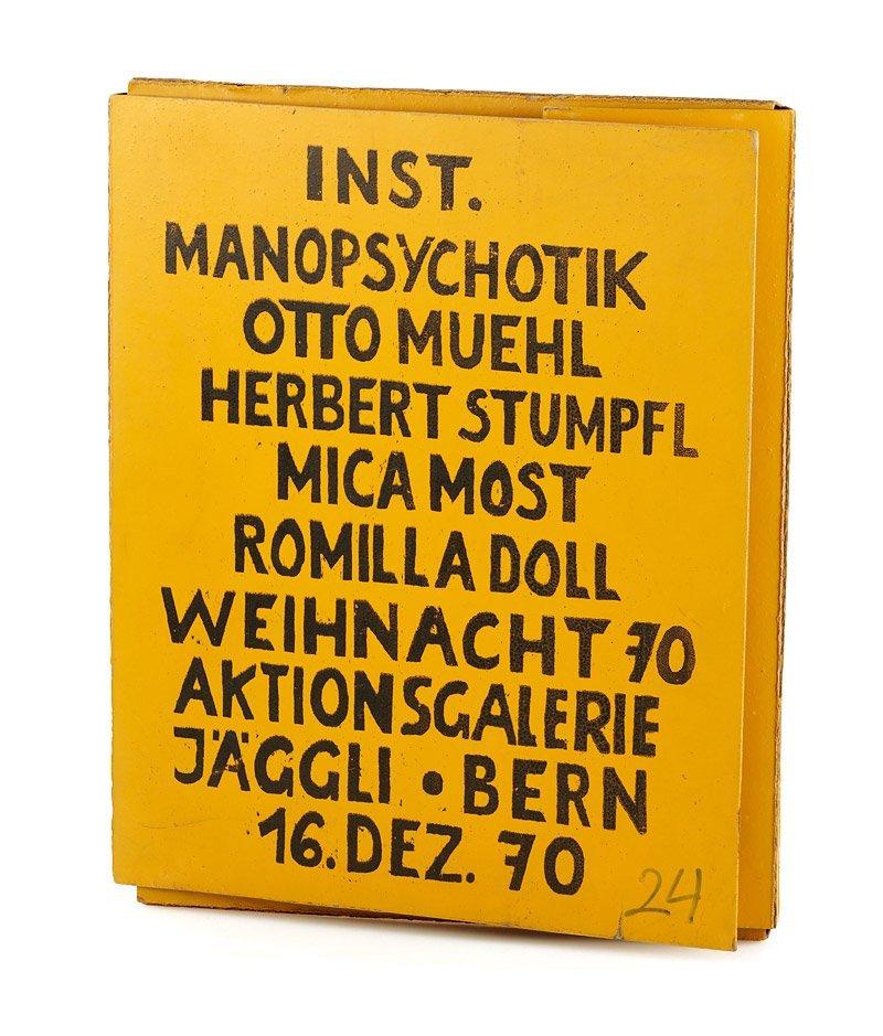 1157: Otto Muehl/Winkler - 5