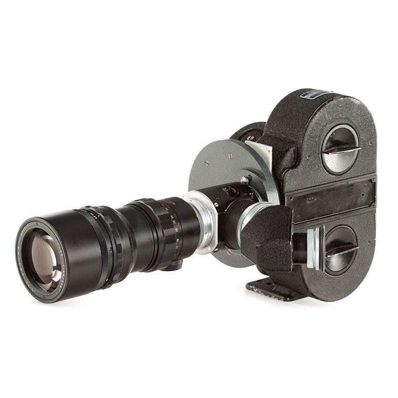 554: Bell & Howell Eyemo Camera 71, no. 305246