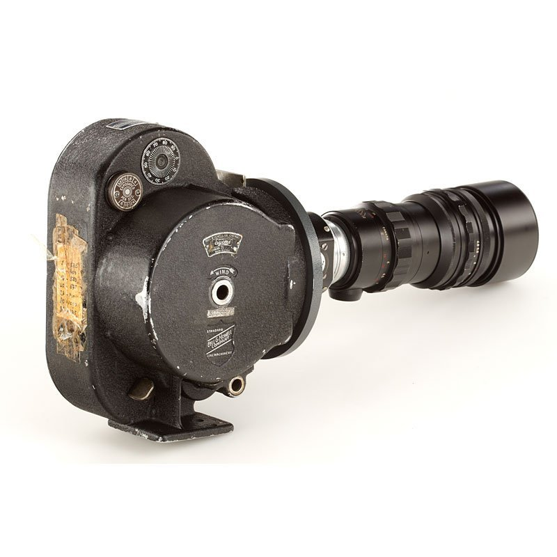 554: Bell & Howell Eyemo Camera 71, no. 305246 - 3