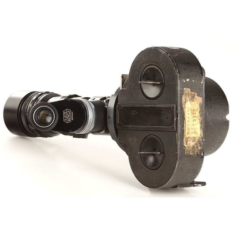 554: Bell & Howell Eyemo Camera 71, no. 305246 - 7