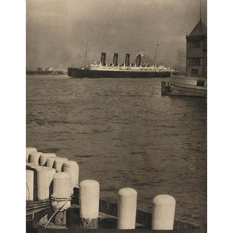 1009: The Mauretania