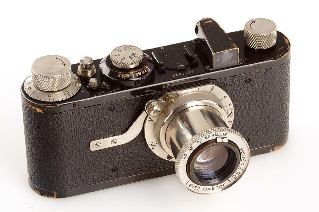 I Mod. A Hektor, ser.no.57852, 1930