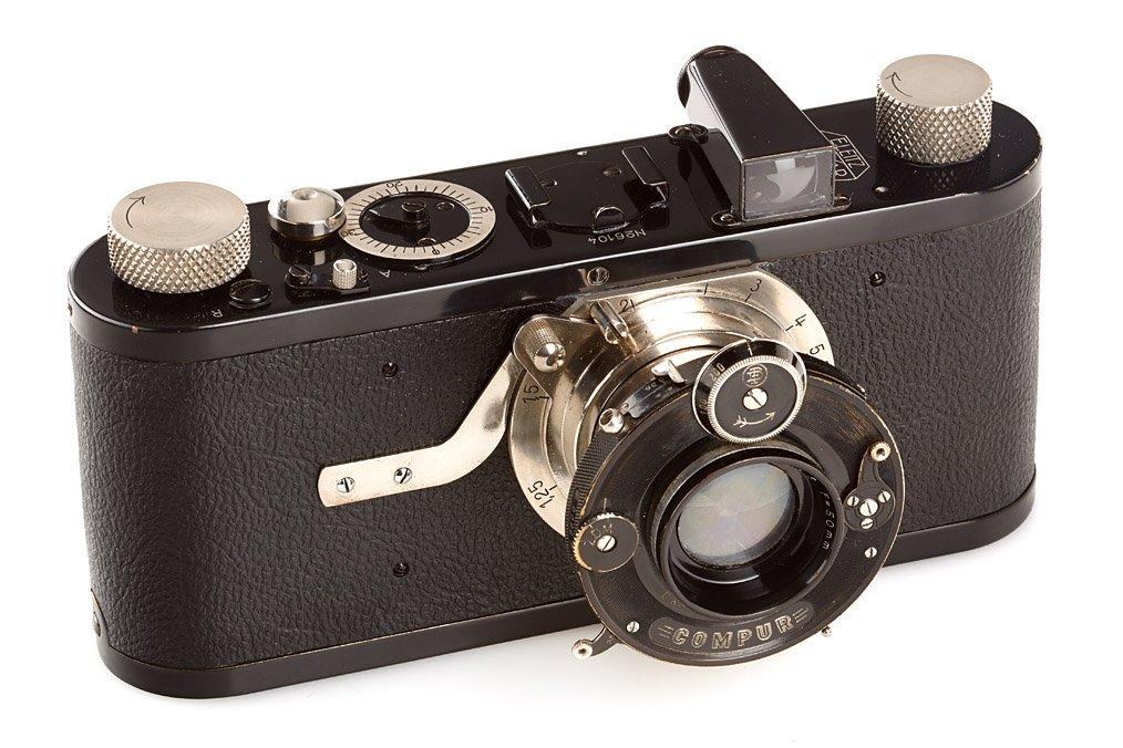 I Mod. B Compur Dial Set Model, ser.no.6104, c.2000