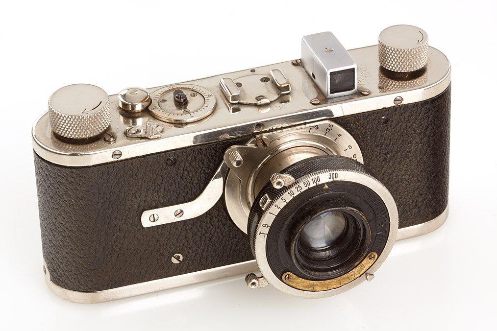I Mod. B Ring Compur, ser.no.50581, 1931