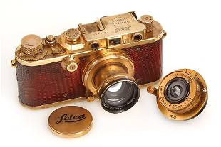 Leica III Mod. F LUXUS 'Karl Henkell', ser.no.55493, 19