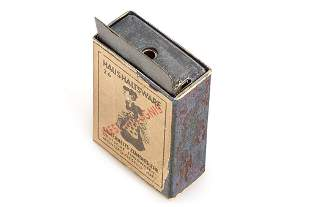 Matchbox Camera, ser.no.8, c.1939