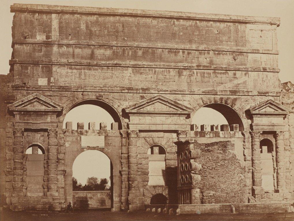 ROBERT MACPHERSON (1811–1872) Porta Maggiore, Rome c. 1