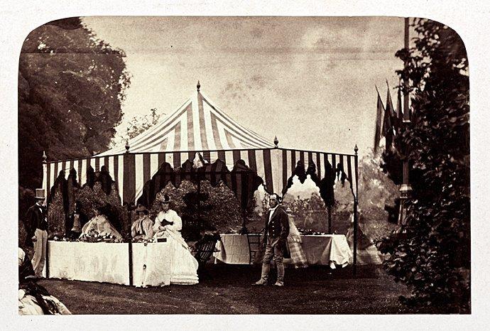 CAMILLE SILVY (1834–1910) Aristocratic group portrait i