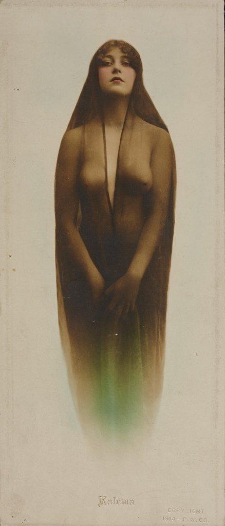 ANONYMOUS PHOTOGRAPHER 'Kaloma' Josephine Marcus Earp (