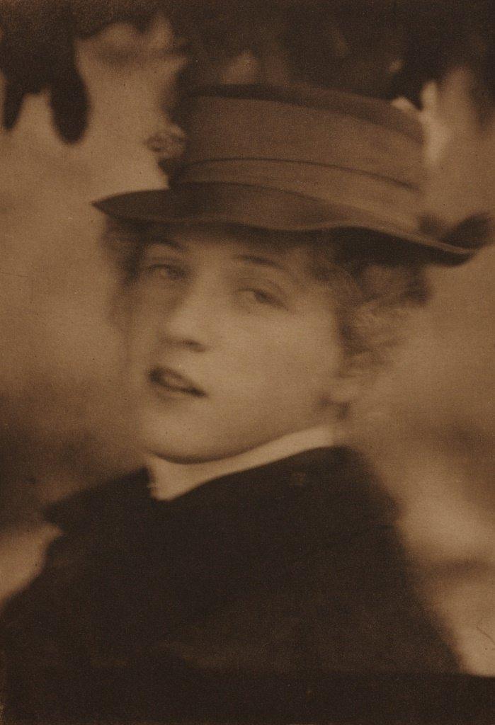 ALFRED STIEGLITZ (1864–1946) Miss Sophie Raab, 1905