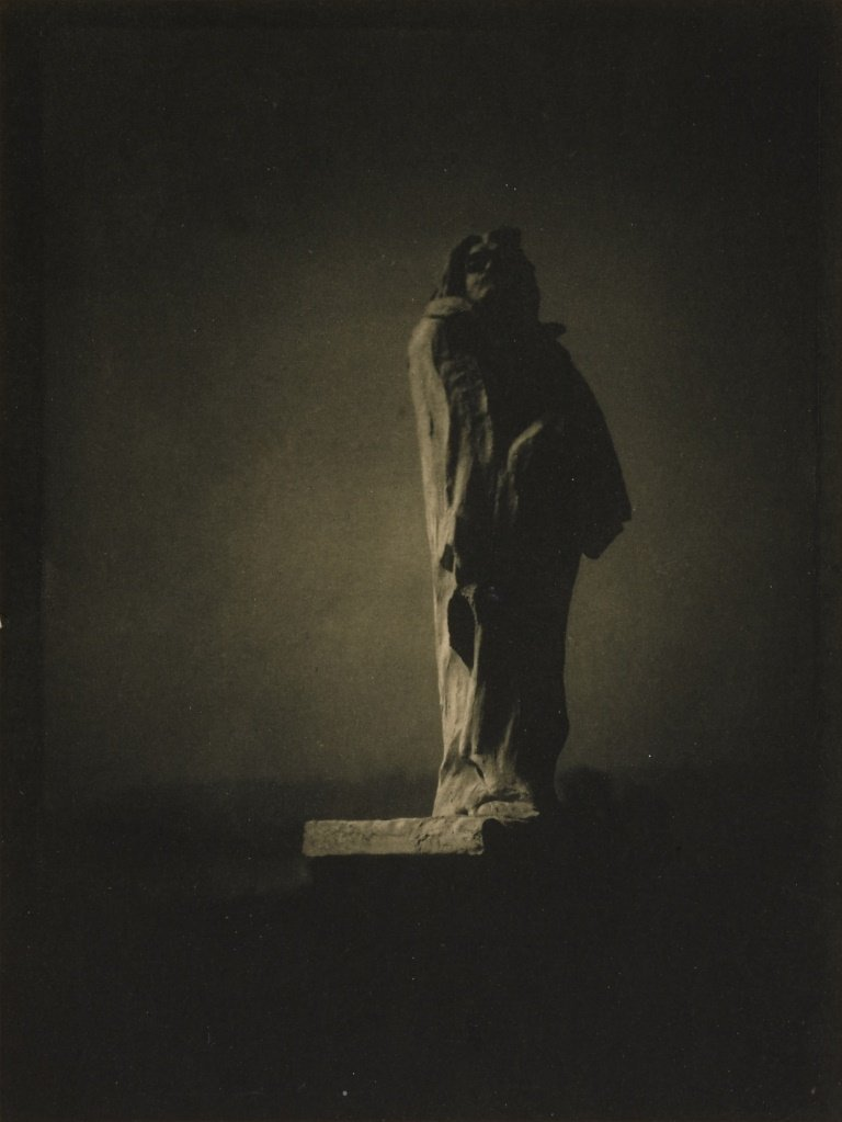 EDWARD STEICHEN (1879–1973) Balzac - The Open Sky, 1911