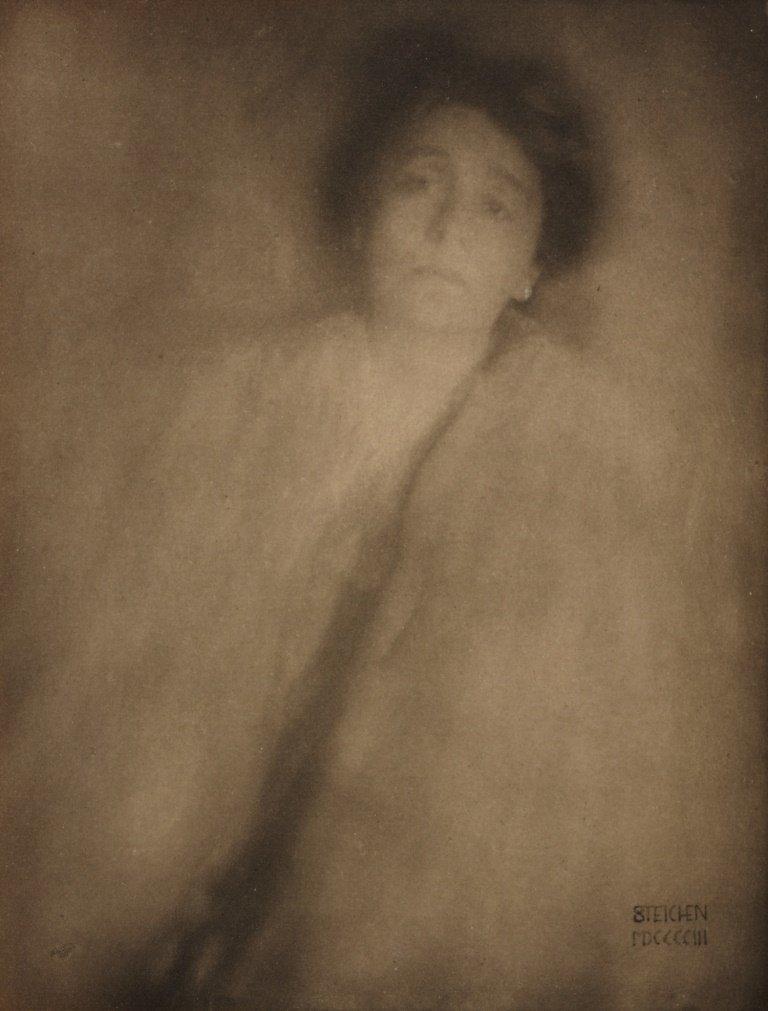 EDWARD STEICHEN (1879–1973) Eleonora Duse, 1904
