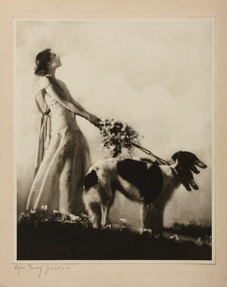 ALFRED CHENEY JOHNSTON (1884–1971) Advertisement for Ol
